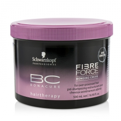 BC Fibre Force Bonding Cream (For Over-Processed Hair)