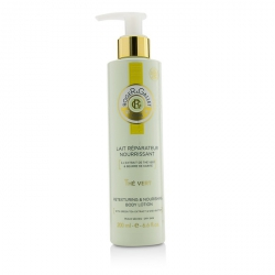 Green Tea (The Vert) Retexturing & Nourishing Body Lotion (with Pump)