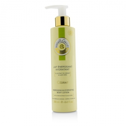 Cedrat (Citron) Energising & Hydrating Body Lotion (with Pump)