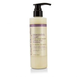 Rhassoul Clay Active Living Haircare Sulfate-Free Shampoo (For Overworked & Over-washed Hair)