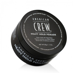 Men Heavy Hold Pomade (Heavy Hold with High Shine)