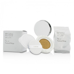 BB Cushion Foundation (Pore Control) SPF 50 With Extra Refill