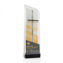 Stainless Steel Pushy & Nail Cleaner (Studio Collection)