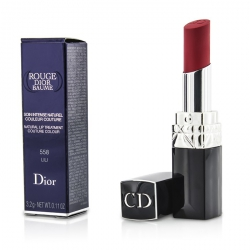 Rouge Dior Baume Natural Lip Treatment Couture Colour