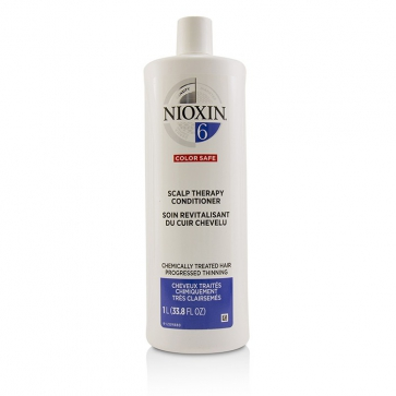 Density System 6 Scalp Therapy Conditioner (Chemically Treated Hair, Progressed Thinning, Color Safe)
