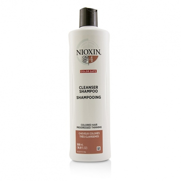 Derma Purifying System 4 Cleanser Shampoo (Colored Hair, Progressed Thinning, Color Safe)