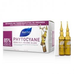 Phytocyane Growth Stimulating Anti-Thinning Hair Treatment (For Thinning Hair - Women)