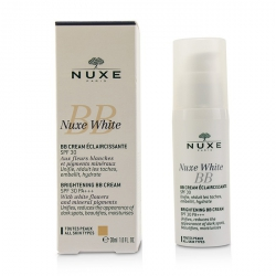 Nuxe White Brightening BB Cream SPF 30 PA+++