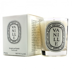 Scented Candle - Vanille (Vanilla)