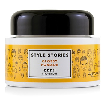 Style Stories Glossy Pomade (Strong Hold)