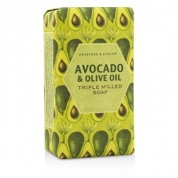 Avocado & Olive Oil Triple Milled Soap
