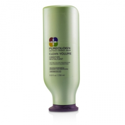 Clean Volume Conditioner (For Fine Colour-Treated Hair)