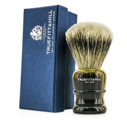 Wellington Super Badger Shave Brush - # Faux Horn