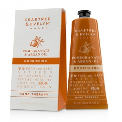 Pomegranate & Argan Oil Nourishing Hand Therapy