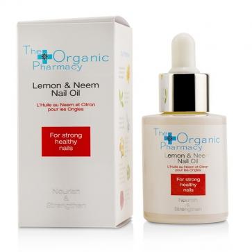 Lemon & Neem Nail Oil - Nourish & Strengthen