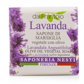 Dal Frantoio Olive Oil Vegetal Soap - Lavander