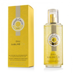 Eau Sublime Or Bois D'Orange Fresh Fragrant Water Spray