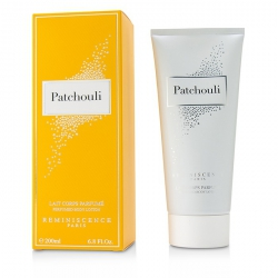 Patchouli Perfumed Body Lotion