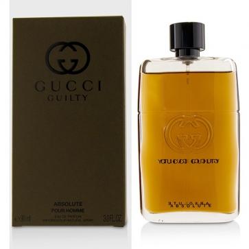 Gucci Guilty Absolute Eau De Parfum Spray Ke Brunei Darussalam