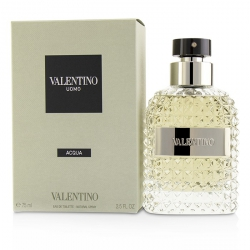 Valentino Uomo Acqua Eau De Toilette Spray
