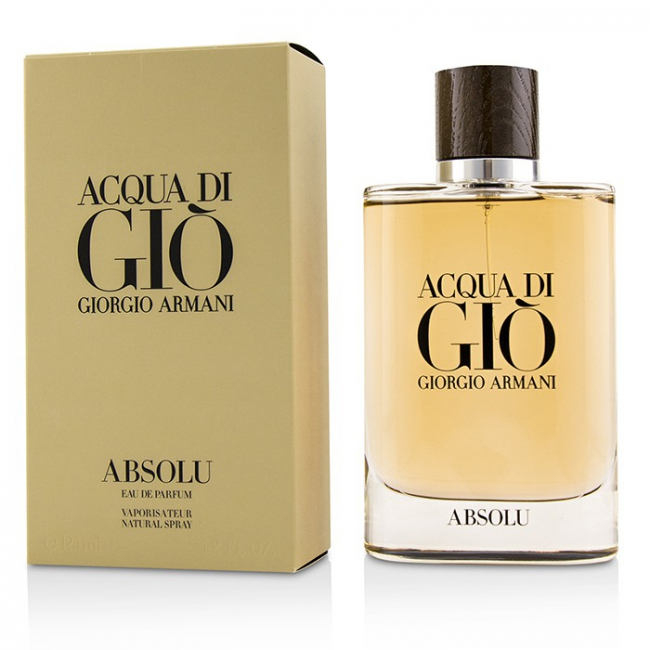 Giorgio Armani Acqua Di Gio Absolu Eau De Parfum Spray купить