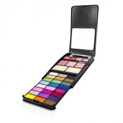 MakeUp Kit G2210A (24x Eyeshadow, 2x Compact Powder, 3x Blusher, 4x Lipgloss)