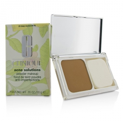Acne Solutions Powder Makeup