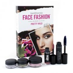 BareMinerals Face Fashion Collection (Blush + 2x Eye Color + Mascara + Lipcolor)