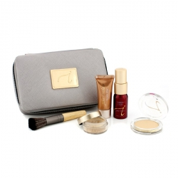 Starter Kit (6 Pieces): 1xPrimer & Brighter, 1xLoose Mineral Powder, 1xMineral Foundation, ...