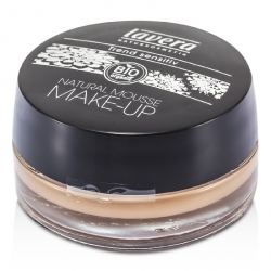 Natural Mousse Make Up Cream Foundation