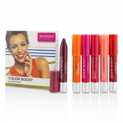 Colorboost Glossy Finish Lipstick Set
