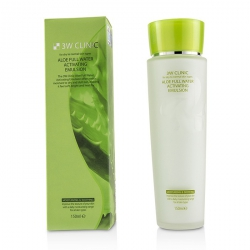 Aloe Full Water Activating Emulsion - For Dry to Normal Skin Types