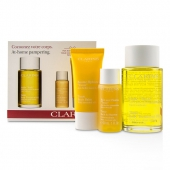 At-Home Pampering Body Kit: 1x Tonic Body Treatment Oil, 1x Bath & Shower Concentrate, 1x Tonic Body Balm