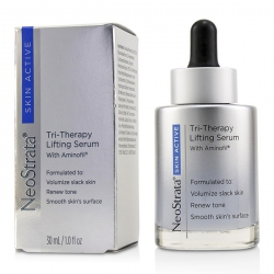 Skin Active Tri-Therapy Lifting Serum With Aminofil