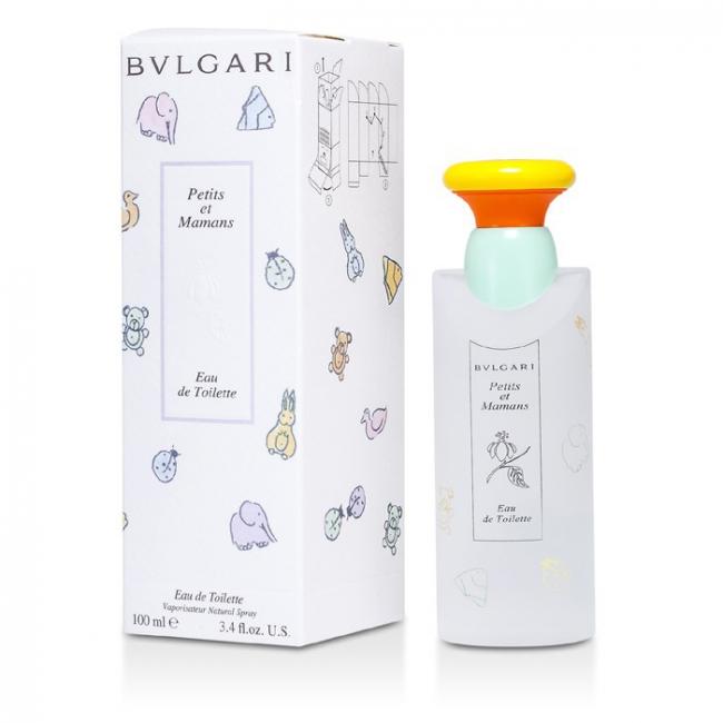 Bvlgari Petits Et Mamans Eau De Toilette Spray Buy To Benin Cosmostore Benin