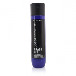 Total Results Brass Off Color Obsessed Conditioner