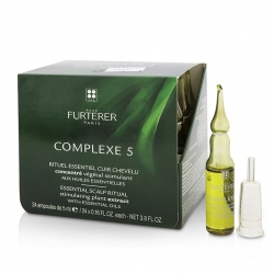 Complexe 5 Essential Scalp Ritual Stimulating Plant Extract with Essential Oils