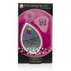 Liner Designer (1x Eyeliner Application Tool, 1x Magnifying Mirror Compact, 1x Suction Cup)