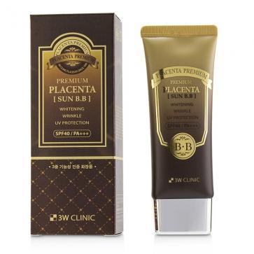3w Sun Bb 40 Sao Cream Clinic To Premium Placenta Spf PaBuy cTFKl1J