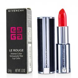 Le Rouge Intense Color Sensuously Mat Lipstick