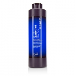 Color Balance Blue Conditioner (Eliminates Brassy/Orange Tones on Lightened Brown Hair)