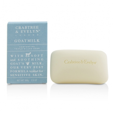 57b47a70ab8 Crabtree   Evelyn Goatmilk Comforting Triple Milled Soap buy to ...