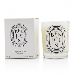 Scented Candle - Benjoin