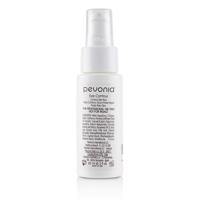 Power Repair Eye Contour With Pump Salon Size From Pevonia