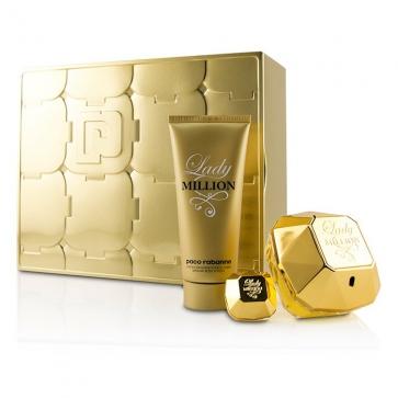 Paco Rabanne Lady Million Coffret Eau De Parfum Spray 80ml27oz