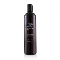 Shampoo For Fine Hair with Rosemary & Peppermint