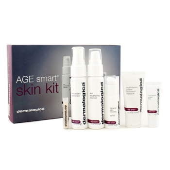 Age Smart Kit: Cleanser + Mist + Masque + Power Firm + MAP-15 + Day Cream SPF 30