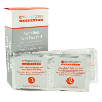 Ежедневный пилинг для лица Alpha Beta 10 Packettes