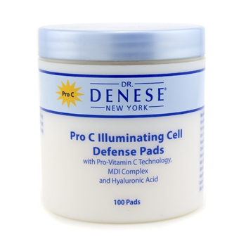 Пластыри Pro С Illuminating Cell Defense 100cpads