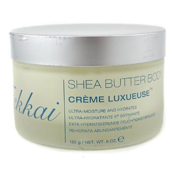 Крем для тела с маслом ши Shea Butter Body Cream Luxueuse 150г./6oz